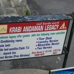 Andaman Legacy Guest House Foto