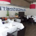 Restaurant mit schönen Fotos
