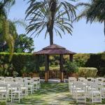 Serenity Garden Wedding Ceremony