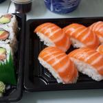 De bons sushis à emporter