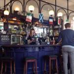 Ale House bar, Bath, U.K.