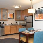 Two Bedroom Suite Kitchen Area