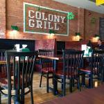 Bild från Colony Grill