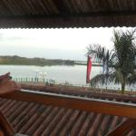 Nice view from Restaurant Kaoma!!