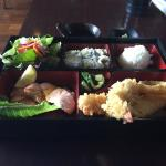 Great lunch place in downtown Concord. Food and service always great. The California Rolls are a