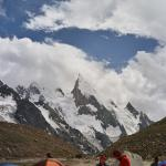 Laila peak Hushe Valley Ghanche Gilgit-Baltistan Pakistan