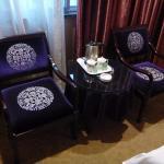 Foto de Jiudingshan International Hotel