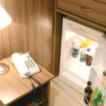 habitacion con frigobar