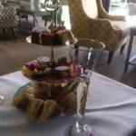 Afternoon tea at Christies