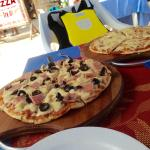 Romana Pizza, Cheese Pizza