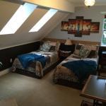 Twin Cowry Guest Room