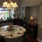 Guest Dining room, Chef Prepared full served breakfasts