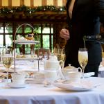 Afternoon Tea - The Swan Hotel Lavenham