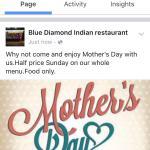Blue Diamond Indian Restaurant
