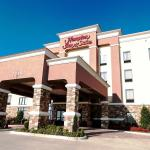 Hampton Inn and Suites Tulsa Hills