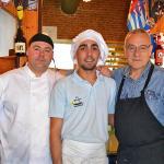 Gustavo, Daniel, Antonio