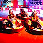 Kart and Shoot Fujairah Mall