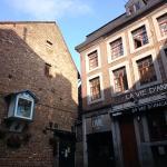 Rue Roture en Outremeuse à Liège