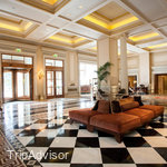 Lobby at the Hotel Grande Bretagne, A Luxury Collection Hotel