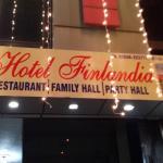 Finlandia Hotel Bild