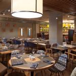 Ресторан рассчитан на 140 гостей
