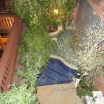 le jacuzzi avec vue sur la koutoubia
