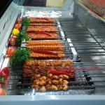 Bucataria turceasca- TAVERNA Turkish şiş Kebab