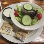 Cracker Barrel Mixed Green Salad