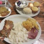 Cracker Barrel Sampler