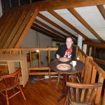 Photo de Gaudy's Backpacker Hostel