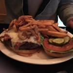 Whatta burger!