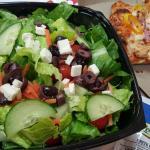 Great Greek Salad!