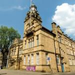 Cleckheaton Town Hall