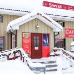 Swiss Cafe Muonio - Entrance