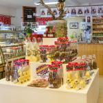 Swiss Cafe Muonio - Inside Shop