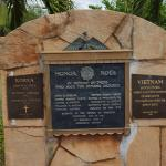Molokai War Memorial Foto