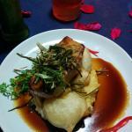 Soya Honey Glazed Fish