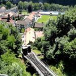 Foto de Funiculaire Fribourg