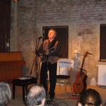 Ben Sands (IRL) live im Irish Folk Club Munich