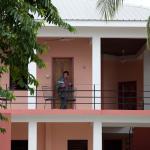 View of second floor room.