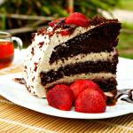 Wide selection of organic & dietary homemade cakes