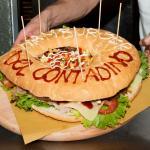 L'Hamburger Del Contadino