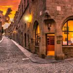 Street of the Knights - Rhodes Old Town