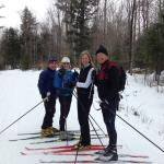 Best cross country skiing in the east!! Dog friendly, people friendly and perfect conditions whe