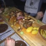 Super Essen im Ritterkeller