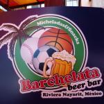 Great sports bar!