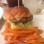 Simply the best burger I've had in ages. Wonderful service and lovely eatery. Highly recommended