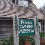 Forks Timber Museum Foto