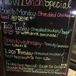 Awesome weekly specials