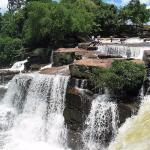 Sihanoukville's Waterfall